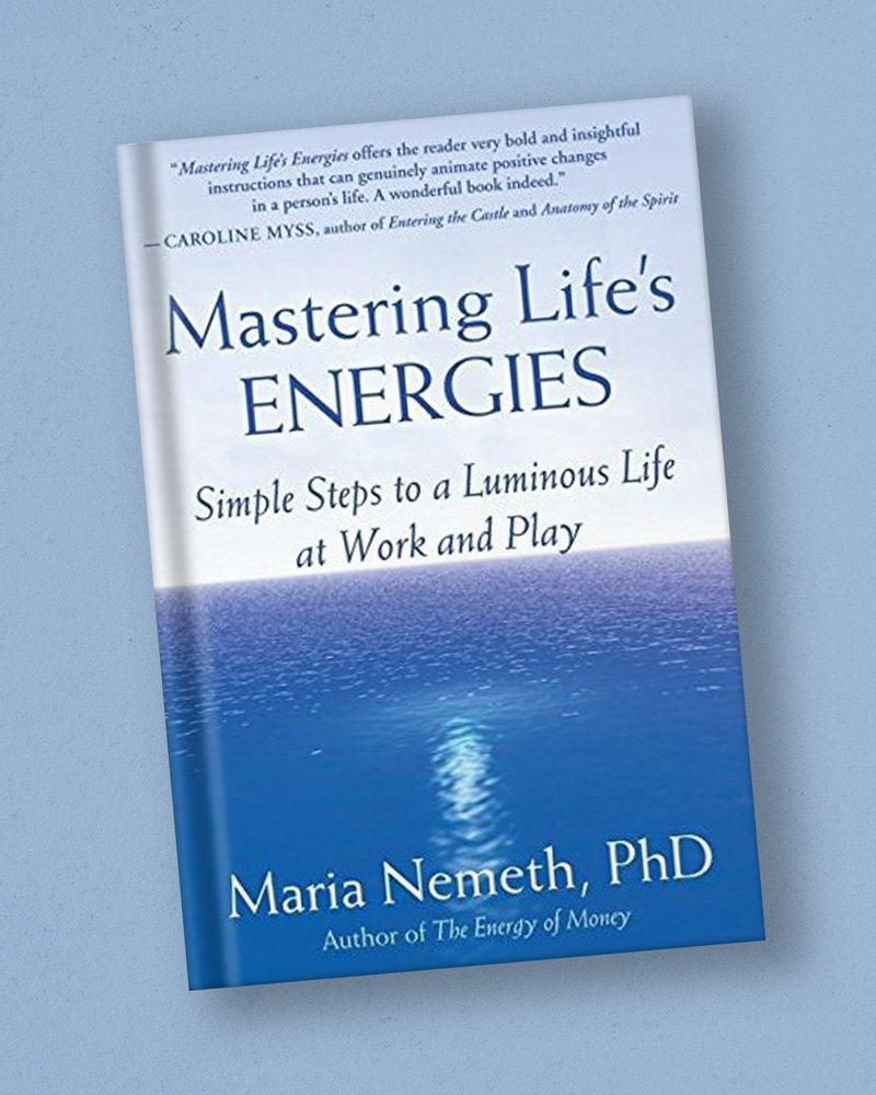 Harvard-Westlake Mindfulness Club Recommended Book: Life Energy