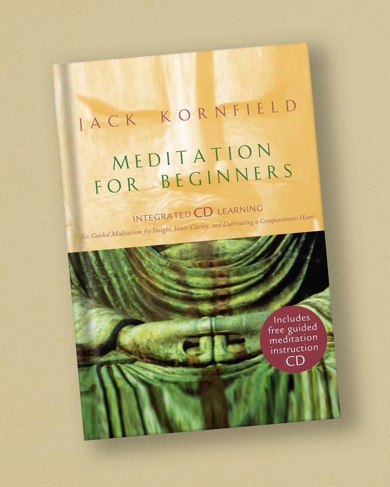 Harvard-Westlake Mindfulness Club recommended book: Meditation For Beginners