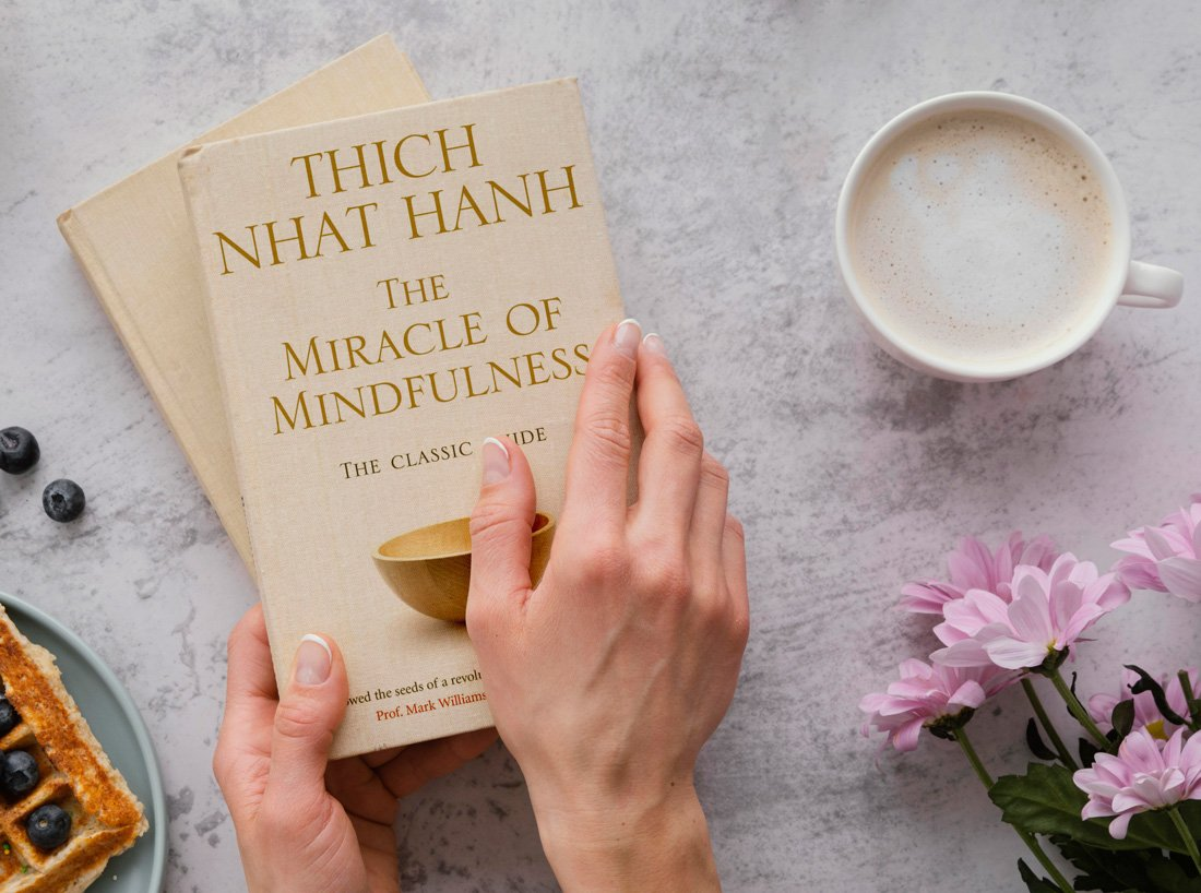 Harvard-Westlake Mindfulness Club recommended book Miracle of Mindfulness